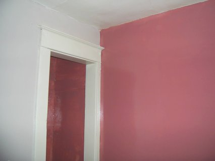 Rose color paint for bedroom home design ideas and pictures for Dusty rose wall color